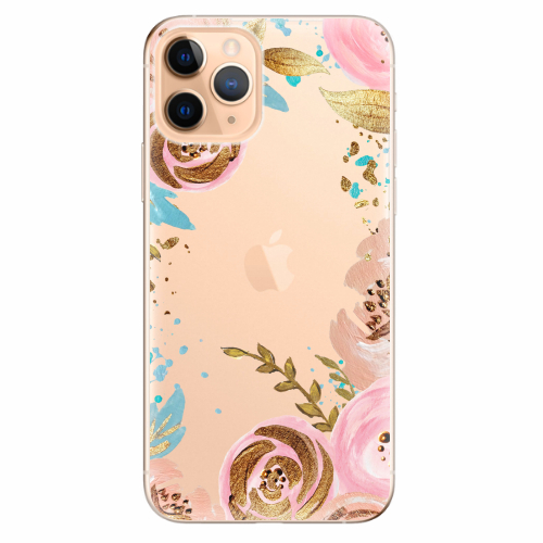 Silikonové pouzdro iSaprio - Golden Youth - iPhone 11 Pro