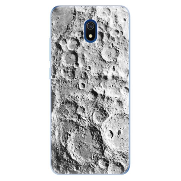 Odolné silikonové pouzdro iSaprio - Moon Surface - Xiaomi Redmi 8A