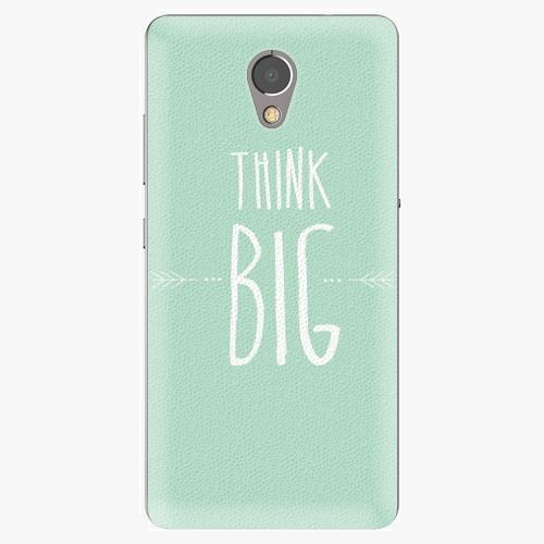 Plastový kryt iSaprio - Think Big - Lenovo P2