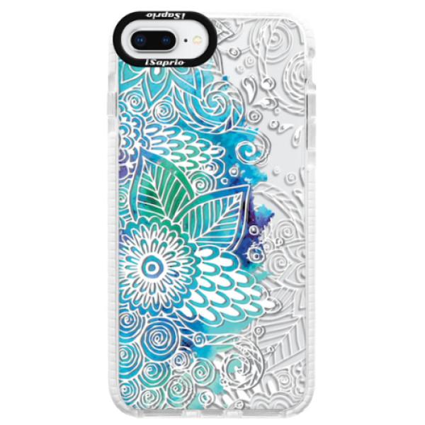 Silikonové pouzdro Bumper iSaprio - Lace 03 - iPhone 8 Plus