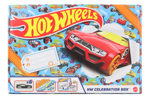 Hot Wheels Dárkový box GWN96 TV 1.4.-30.6.2021