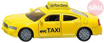 SIKU Blister TAXI US New York Žluté Dodge