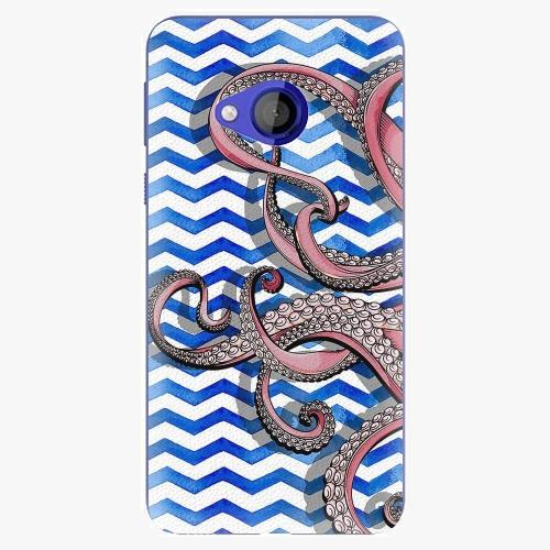 Plastový kryt iSaprio - Octopus - HTC U Play