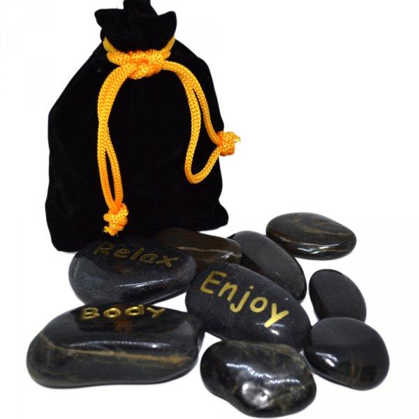 Horké kameny - Černé
