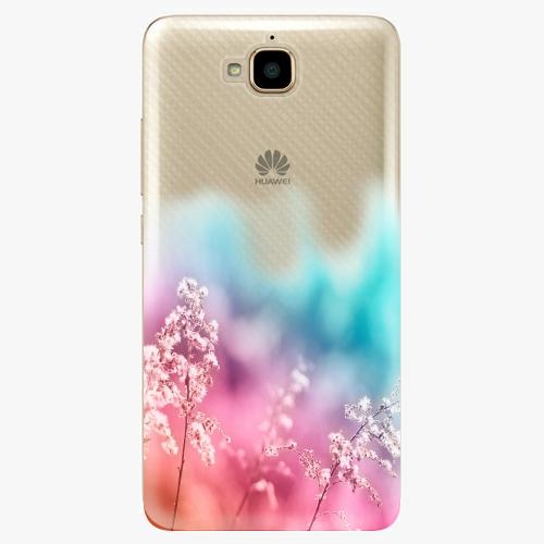Plastový kryt iSaprio - Rainbow Grass - Huawei Y6 Pro
