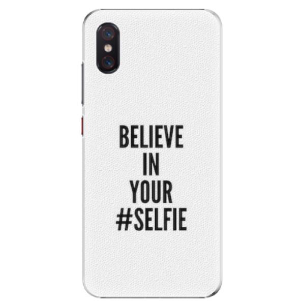 Plastové pouzdro iSaprio - Selfie - Xiaomi Mi 8 Pro