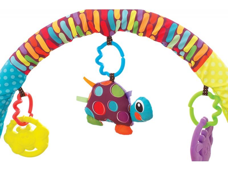 Playgro - Hrací podložka Zvířátka v parku