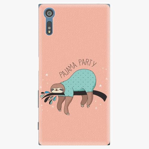 Plastový kryt iSaprio - Pajama Party - Sony Xperia XZ