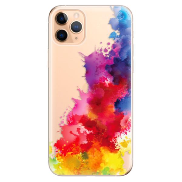 Odolné silikonové pouzdro iSaprio - Color Splash 01 - iPhone 11 Pro Max
