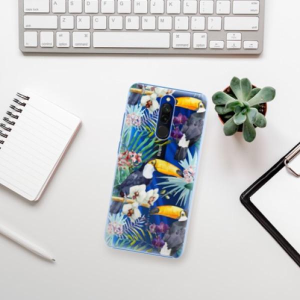 Plastové pouzdro iSaprio - Tucan Pattern 01 - Xiaomi Redmi 8
