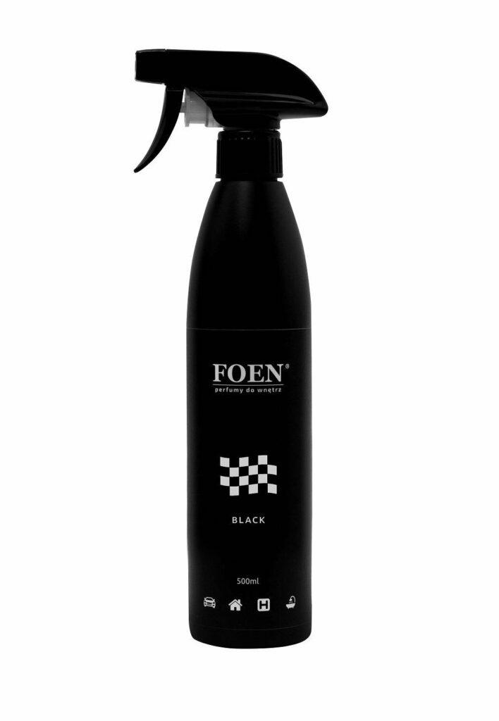 VŮNĚ DO INTERIÉRU BLACK 500 ml