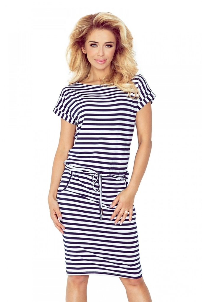 Denní šaty model 90457 Numoco - M