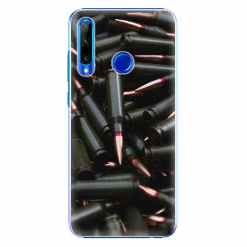 Plastový kryt iSaprio - Black Bullet - Huawei Honor 20 Lite