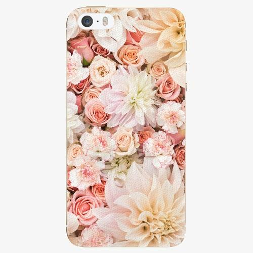 Plastový kryt iSaprio - Flower Pattern 06 - iPhone 5/5S/SE