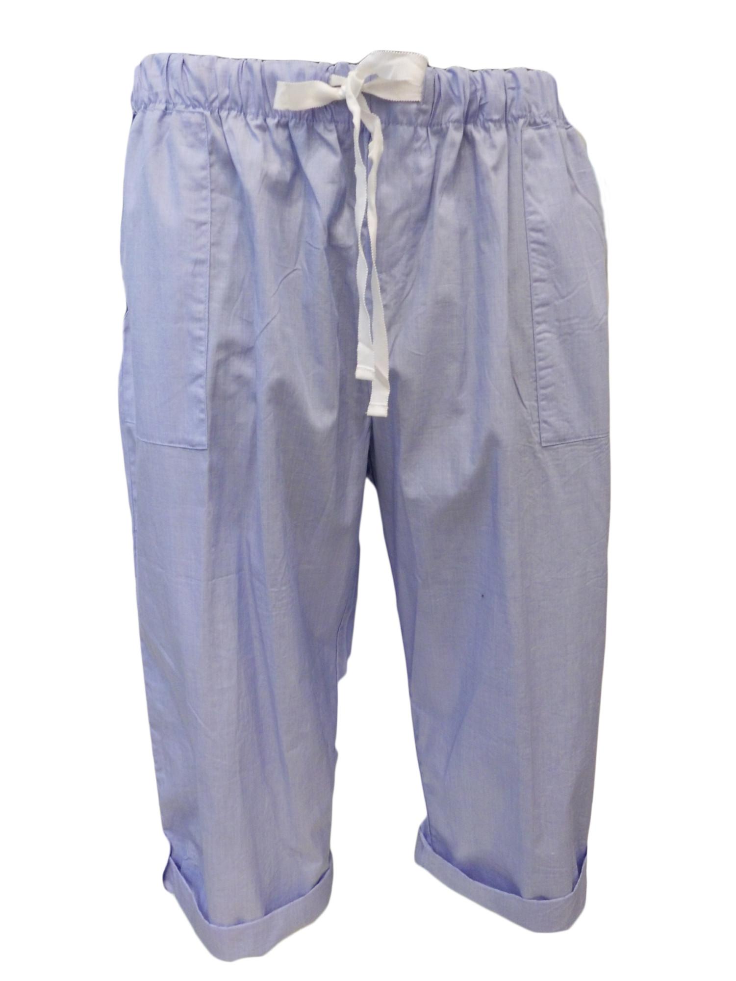 Dámské 3/4 kalhoty YI2813060 - DKNY - Modrá/L