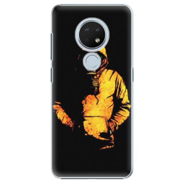 Plastové pouzdro iSaprio - Chemical - Nokia 6.2