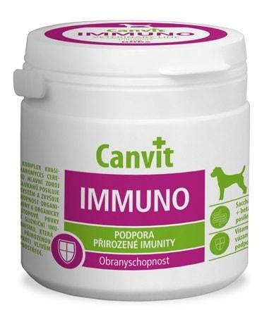 Canvit Immuno pro psy 100g
