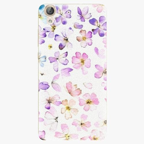 Plastový kryt iSaprio - Wildflowers - Huawei Y6 II