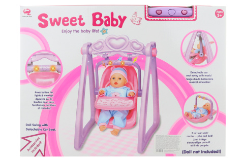 Houpačka pro panenky