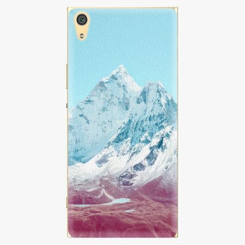 Plastový kryt iSaprio - Highest Mountains 01 - Sony Xperia XA1 Ultra