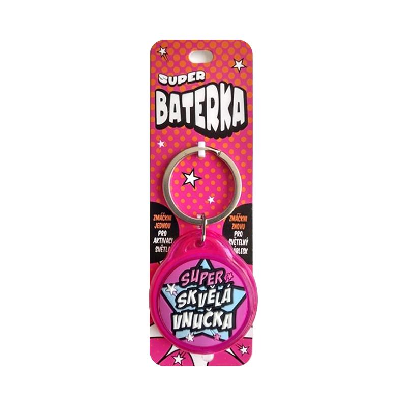 Super baterka - Vnučka