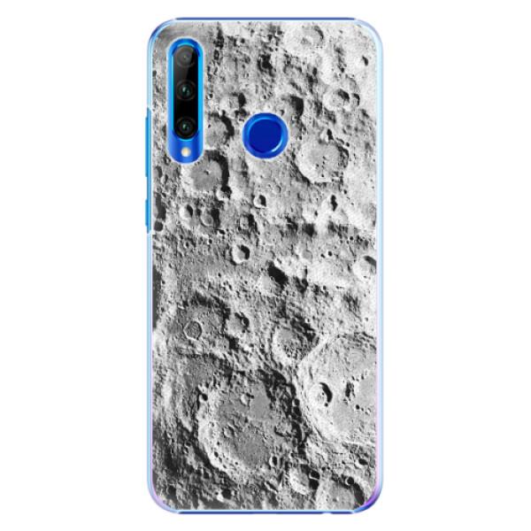 Plastové pouzdro iSaprio - Moon Surface - Huawei Honor 20 Lite