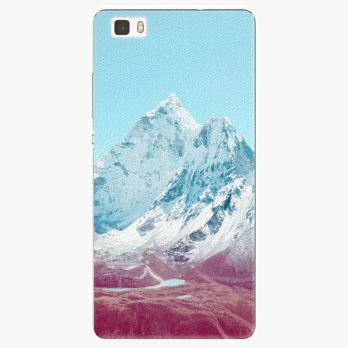 Plastový kryt iSaprio - Highest Mountains 01 - Huawei Ascend P8 Lite