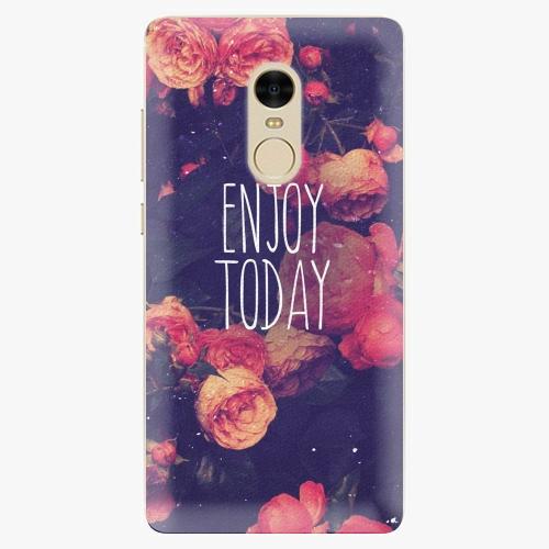 Plastový kryt iSaprio - Enjoy Today - Xiaomi Redmi Note 4