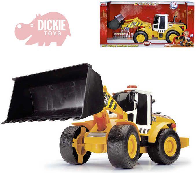 DICKIE Nakladač Set S doplňky PLAST V krabici 54 cm