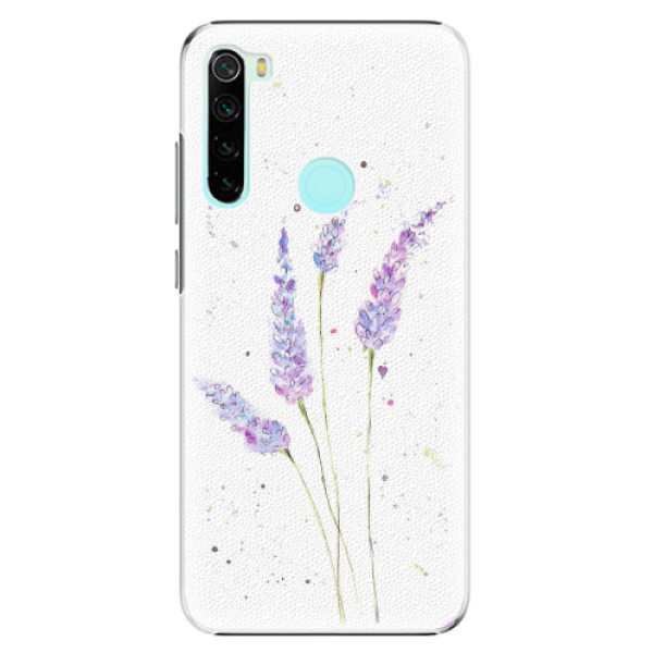 Plastové pouzdro iSaprio - Lavender - Xiaomi Redmi Note 8