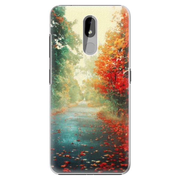 Plastové pouzdro iSaprio - Autumn 03 - Nokia 3.2