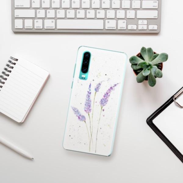 Plastové pouzdro iSaprio - Lavender - Huawei P30