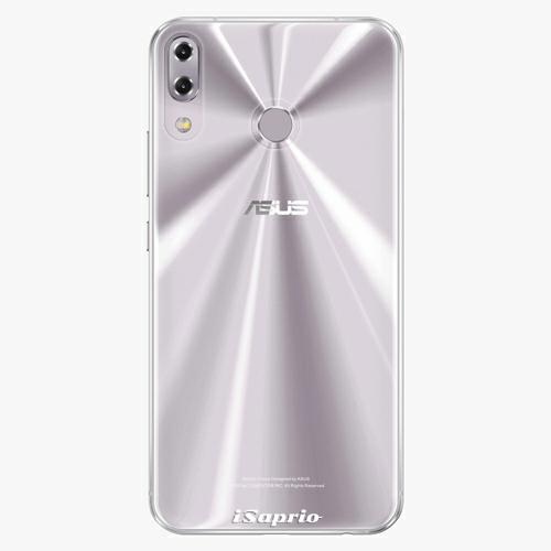 Plastový kryt iSaprio - 4Pure - průhledný matný - Asus ZenFone 5Z ZS620KL