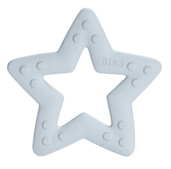 bibs-baby-bitie-star-blue-silikonove-kousatko-hvezdicka-modra
