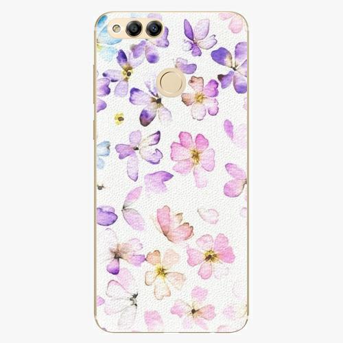 Plastový kryt iSaprio - Wildflowers - Huawei Honor 7X