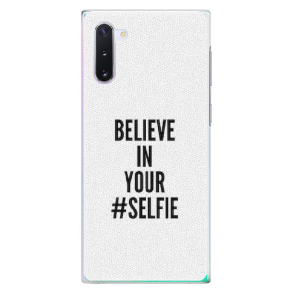 Plastové pouzdro iSaprio - Selfie - Samsung Galaxy Note 10