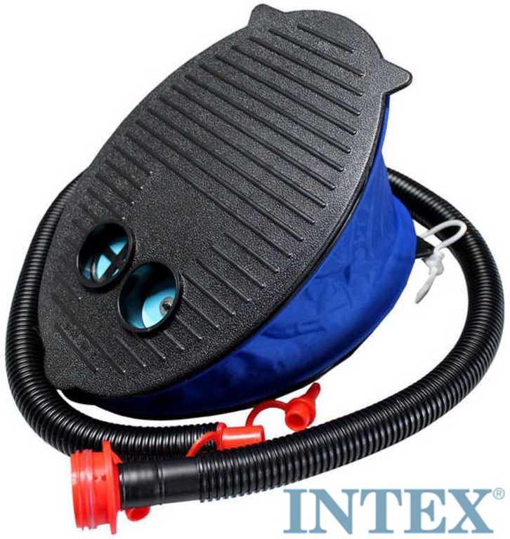 INTEX Pumpa nožní jednočinná pro nafukovačky 69611