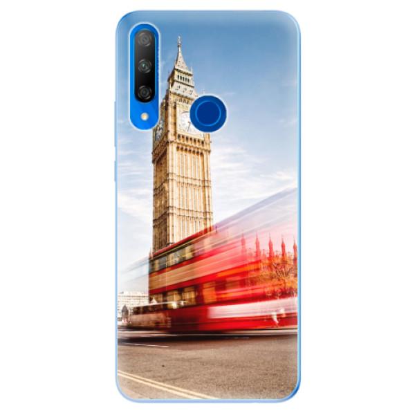 Odolné silikonové pouzdro iSaprio - London 01 - Huawei Honor 9X