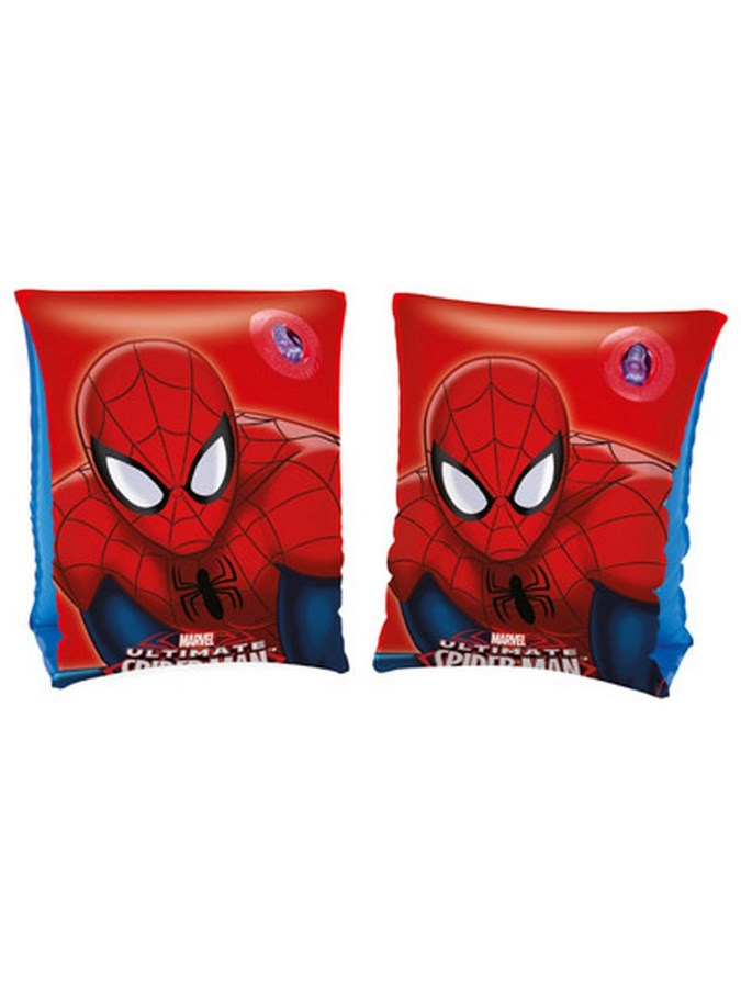 Dětské nafukovací rukávky Bestway Spider Man - červená