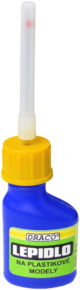 Modelářské lepidlo Draco s aplikátorem 18 ml (na plastikové modely)