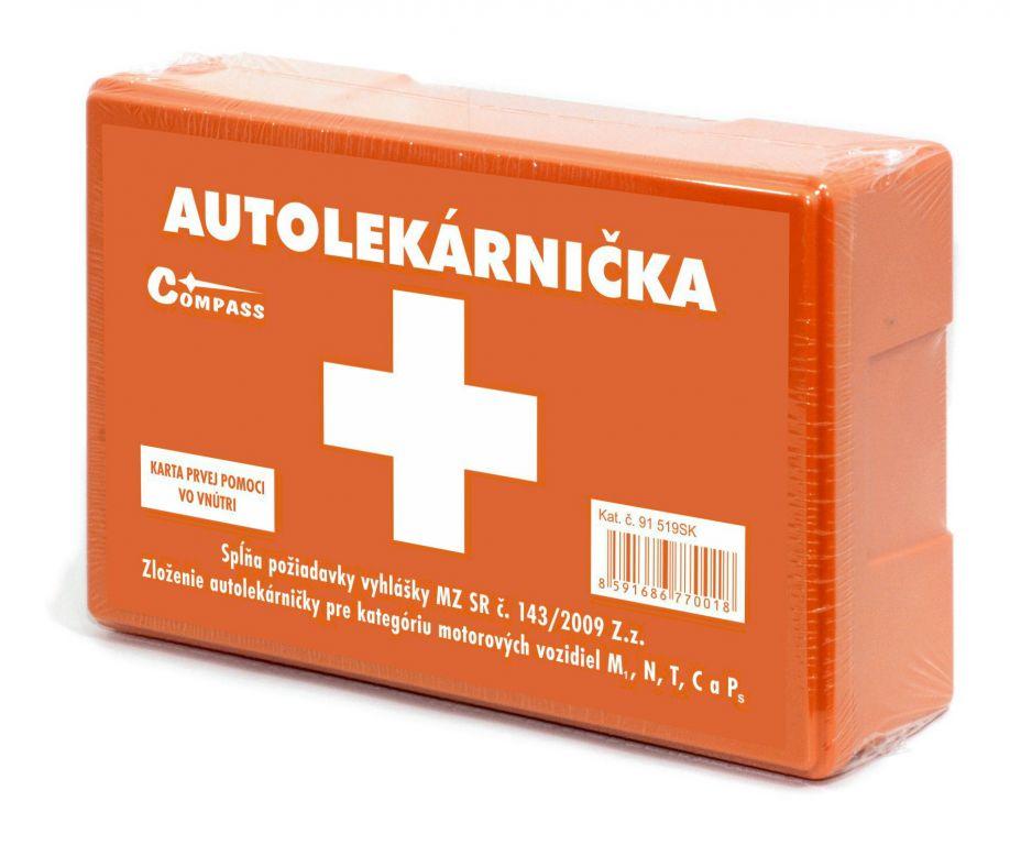Plastová lékárnička - SK
