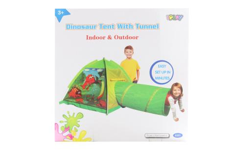 Stan Dino s tunelem
