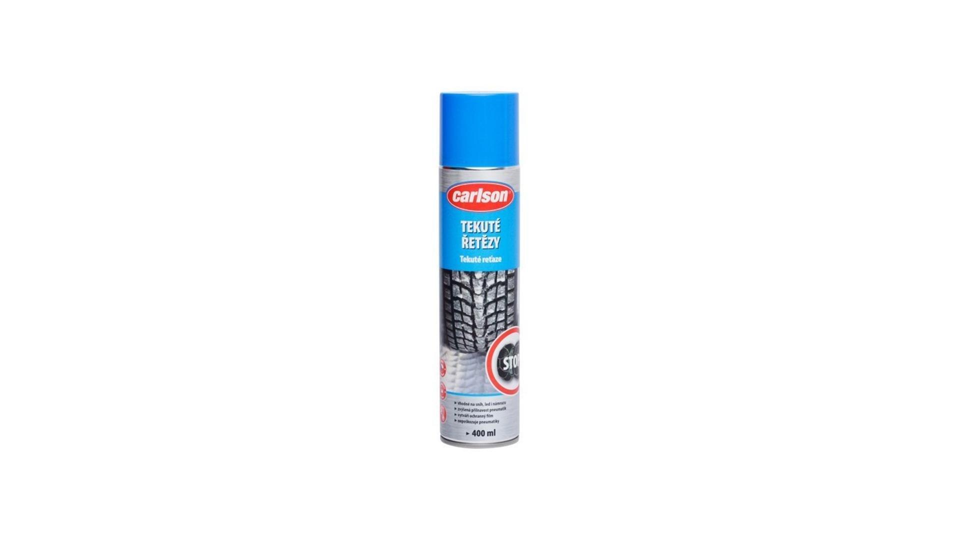 CARLSON tekuté řetězy 400ml - aerosol