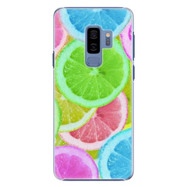 Plastové pouzdro iSaprio - Lemon 02 - Samsung Galaxy S9 Plus