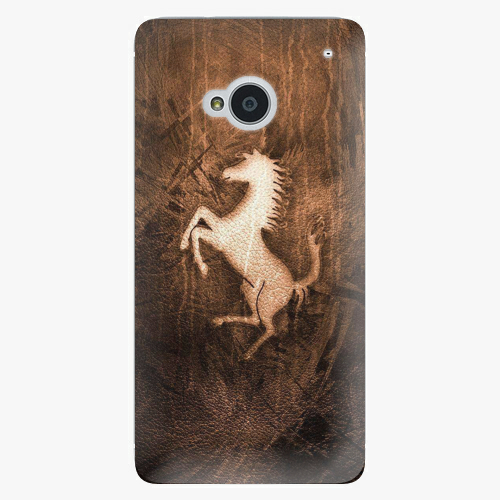 Plastový kryt iSaprio - Vintage Horse - HTC One M7