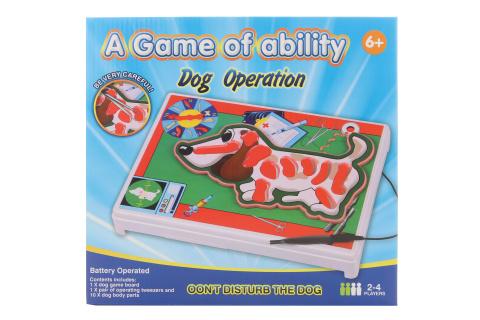 Hra Operace psa