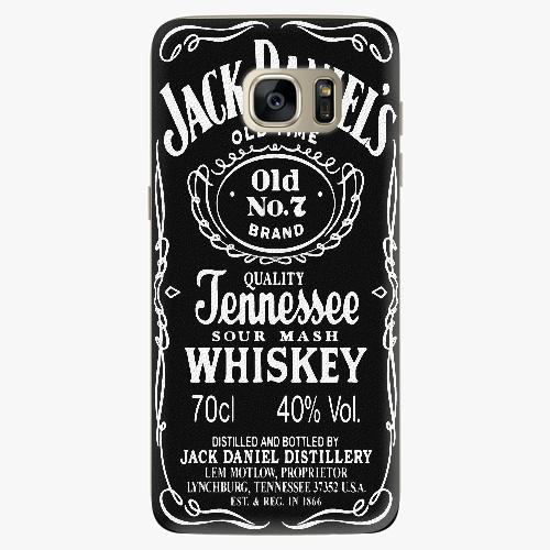 Plastový kryt iSaprio - Jack Daniels - Samsung Galaxy S7