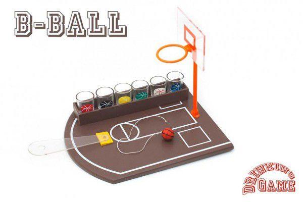 Společenská hra - BASKETBAL