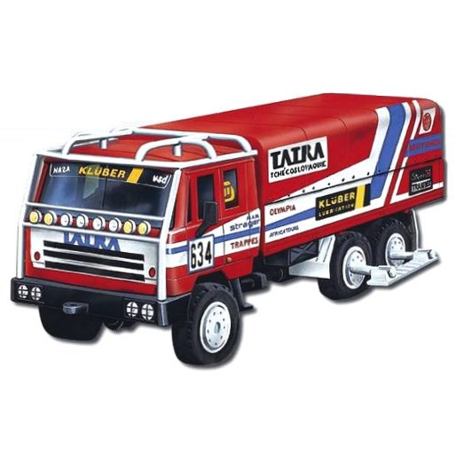MONTI SYSTÉM 10 Auto Tatra RALLYE DAKAR stavebnice MS10 0104-10