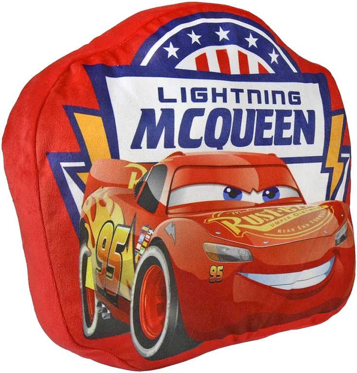 Polštářek dětský 3D Cars 3 (Auta) červený pro kluky